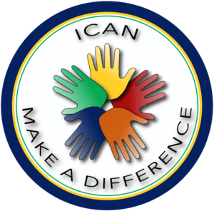 ICAN MAD logo