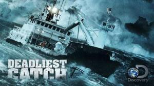 Disc Deadliest Catch