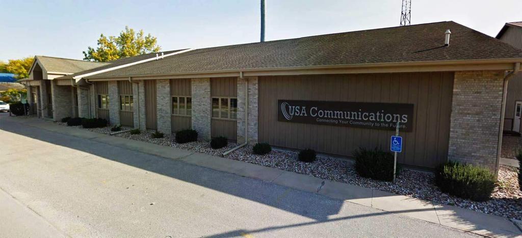 USA-Communications-Building